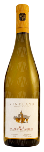 Vineland Estates Chardonnay Musqué
