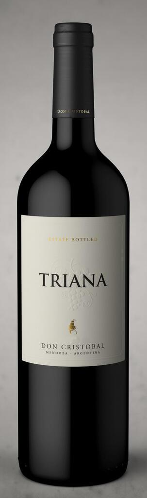 Bodega Don Cristobal Triana Bottle Preview