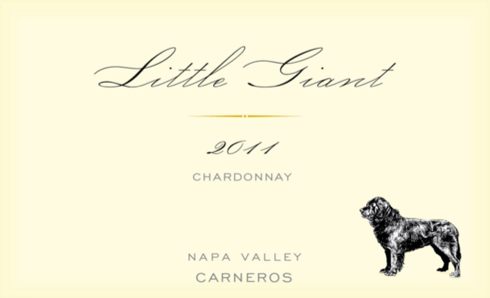 Sleeping Giant Little Giant Chardonnay Bottle Preview