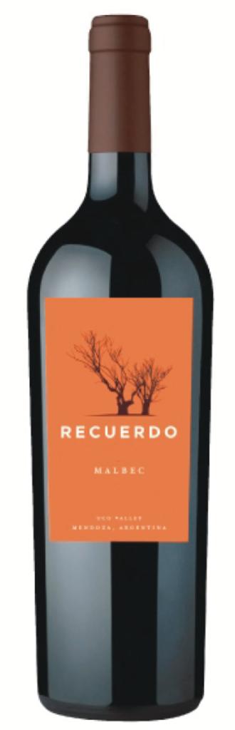 Vines of Mendoza Recuerdo Malbec Bottle Preview