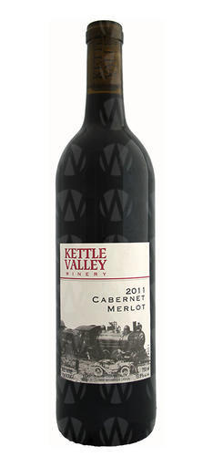 Kettle Valley Winery Cabernet Merlot