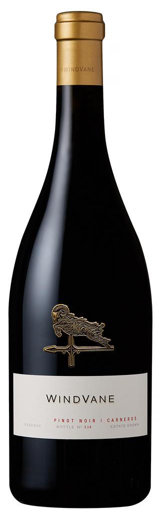WindVane Reserve Pinot Noir Bottle Preview