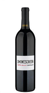 Fiftyrow Vineyards Smokescreen Napa Valley Cabernet Bottle Preview