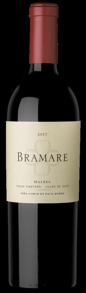 Viña Cobos Bramare Malbec Touza Vineyard Bottle Preview