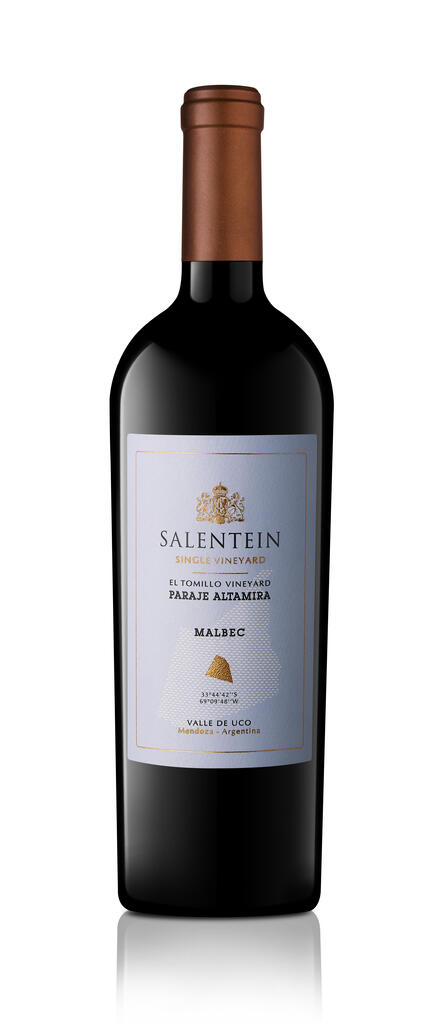 Salentein Single Vineyard El Tomillo Paraje Altamira Bottle