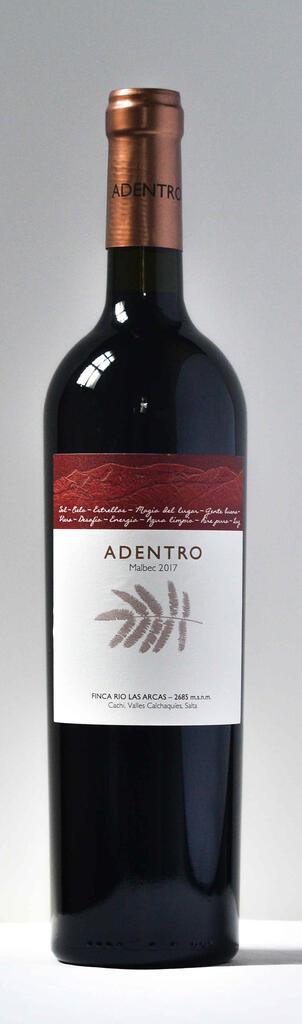 Vinos Adentro ADENTRO Malbec Bottle Preview
