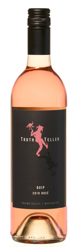 TruthTeller Winery Quip Bottle Preview