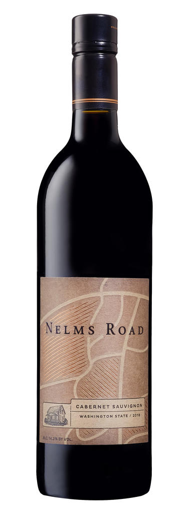 Woodward Canyon Winery Nelms Road Cabernet Sauvignon Bottle Preview