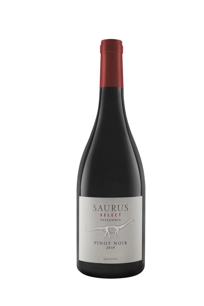 Bodega Familia Schroeder SAURUS SELECT Pinot Noir Bottle Preview