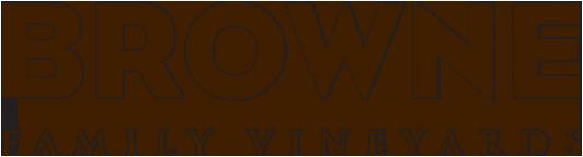 Browne Family Vineyards Logo