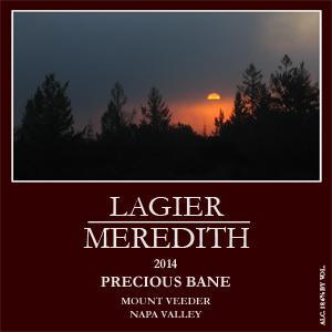 Lagier Meredith Vineyard Precious Bane Bottle Preview