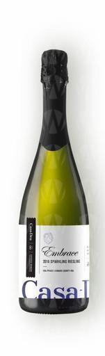 Casa-Dea Estates Winery Embrace Riesling Sparkling