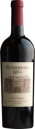 Rutherford Hill Winery Petit Verdot Bottle Preview