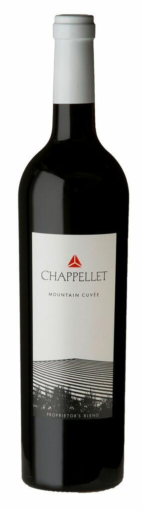 Chappellet Vineyard Mountain Cuvee Proprietor's Blend Bottle Preview