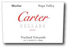Truchard Vineyard Merlot Bottle