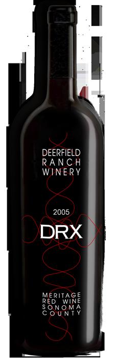 Deerfield Ranch Winery DRX Bottle Preview