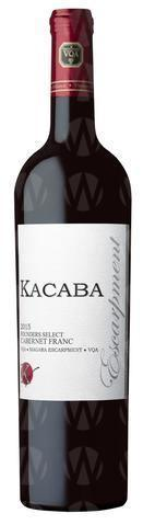 Kacaba Vineyards and Winery Cabernet Franc, Founder's Select