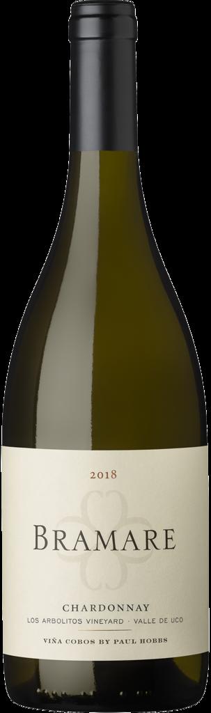 Viña Cobos Bramare Chardonnay Los Arbolitos Vineyard Bottle Preview