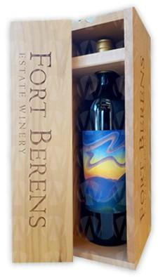 Fort Berens Estate Winery Red Gold