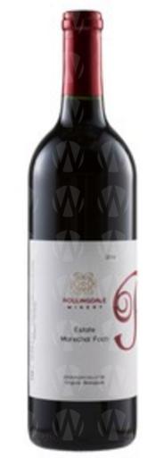 Rollingdale Winery Organic Estate Marechal Foch