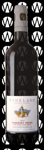 Vineland Estates Cabernet Franc - Van Bers Vineyards