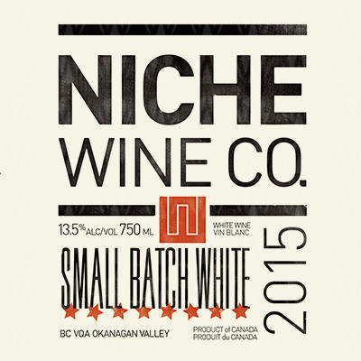 Niche Wine Company Small Batch White