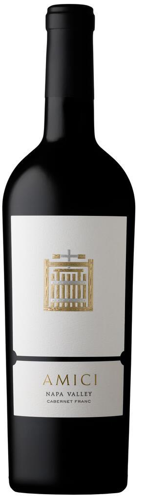 Amici Cellars Amici Cabernet Franc Napa Valley Bottle Preview