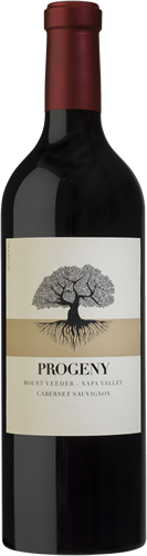 Progeny Winery Special Selection Reserve Cabernet Sauvignon Bottle Preview