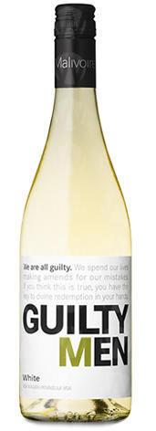 Malivoire Wine Company Guilty Men Riesling Sauvignon Blanc