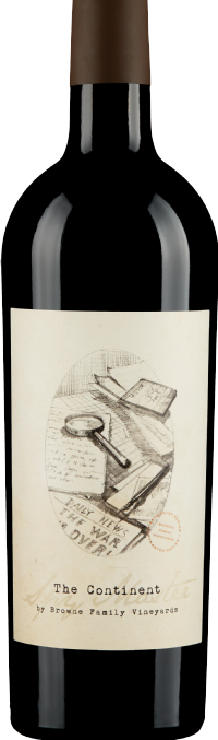 Browne Family Vineyards Spymaster The Continent Cabernet Sauvignon Bottle Preview