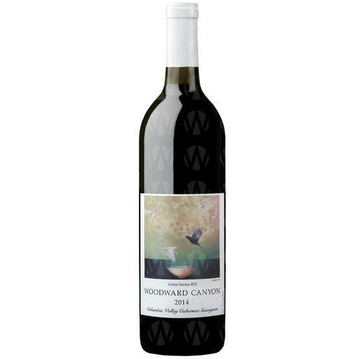 "Woodward Canyon Winery ""Artist Series"" Cabernet"