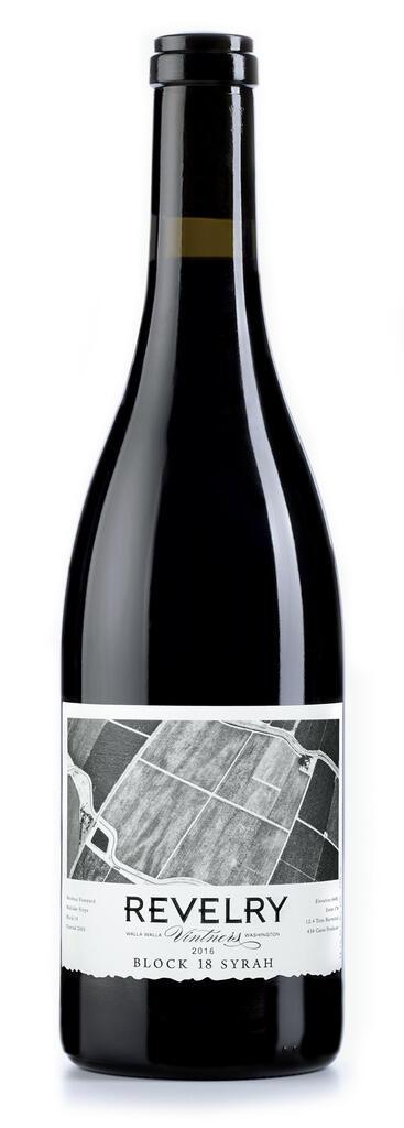 Revelry Vintners Block 18 Syrah Bottle Preview