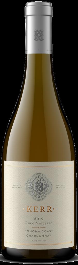 Kerr Cellars Rued Vineyard Chardonnay Bottle Preview
