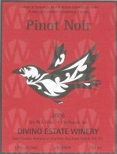 Divino Estate Winery Pinot Noir
