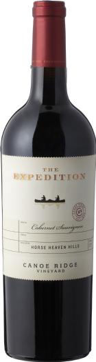 Canoe Ridge Vineyard The Expedition Cabernet Sauvignon Bottle Preview