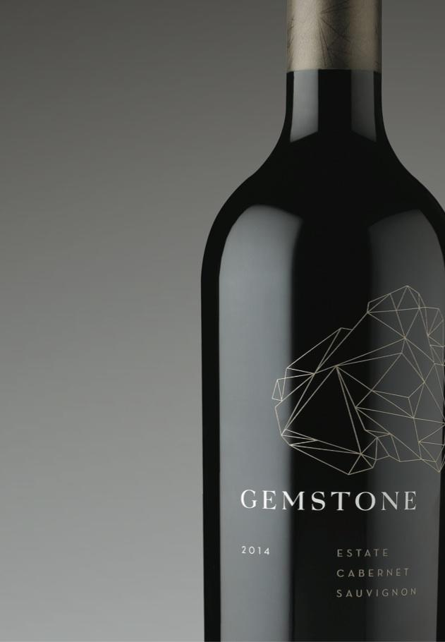 Gemstone Vineyard GEMSTONE ESTATE CABERNET SAUVIGNON Bottle Preview
