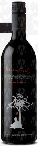 Serendipity Winery Syrah