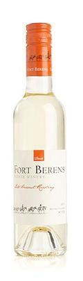 Fort Berens Estate Winery Late Harvest Riesling