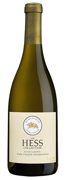 The Hess Collection Winery Napa Valley Chardonnay Bottle Preview