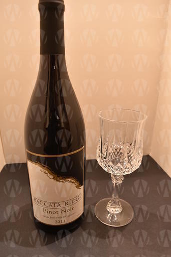 Baccata Ridge Winery Pinot Noir