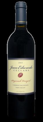 Stagecoach Vineyard® (Pritchard Hill) Cabernet Sauvignon Bottle