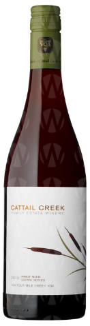 Cattail Creek Estate Winery Estate Series Pinot Noir