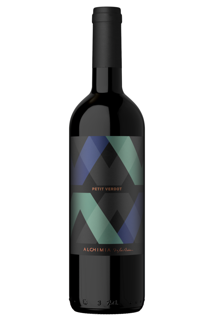 Alchimia Wines Modern Luxury Petit Verdot Bottle Preview