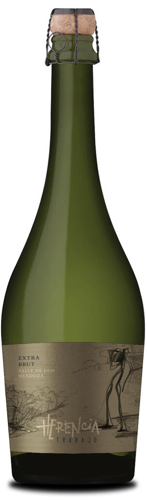 Herencia Trabajo Extra Brut Bottle Preview