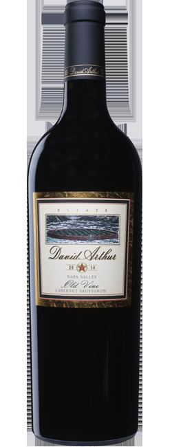 David Arthur Vineyards Old Vine Bottle Preview
