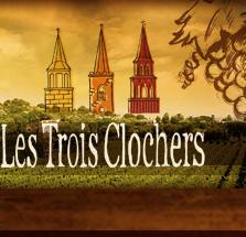 Vignoble Les Trois Clochers Logo