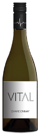 Vital Wines French Creek Chardonnay Bottle Preview