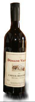 Domaine Vagners Winery Creek Road Red