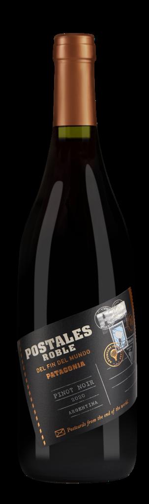 Bodega del Fin del Mundo Postales Roble Pinot Noir Bottle Preview