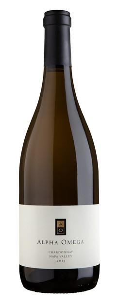 Alpha Omega Chardonnay Bottle Preview